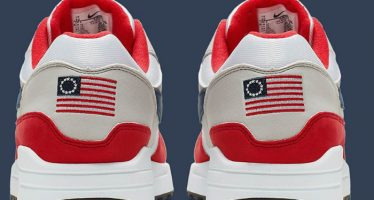 Betsy Ross American Flag On Sneakers Puts Nike In Trouble