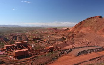 Iron Ore, Natural Gas Price Rally Strengthens the Aussie