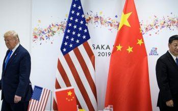 China Designated As Currency Manipulator By US Treasury