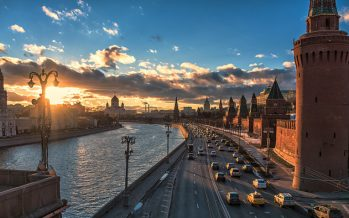 Ruble Up As Russia Posts 1.7% y-o-y GDP Growth in July