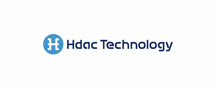 Hdac Technology logo - graphic - 10th Oct 2019