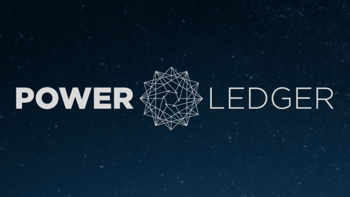 Power Ledger logo - graphic - 8th Oct 2019