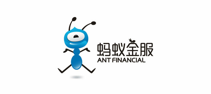 Ant Financial's logo - graphic - 14th Nov 2019