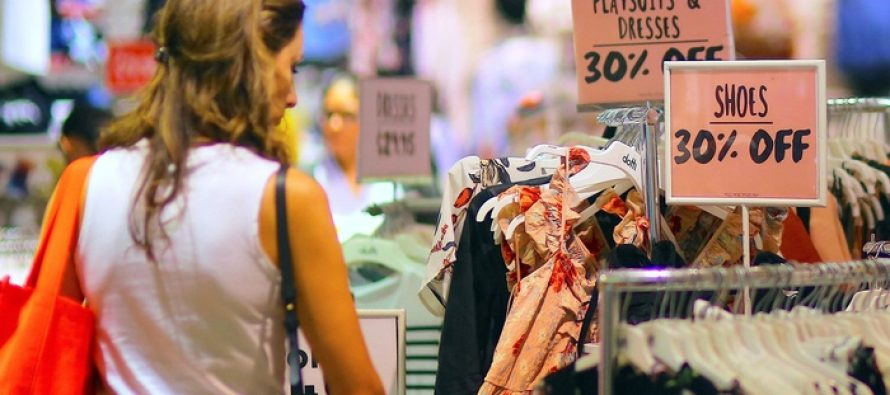 Aussie Down as Retail Sales Halves in September