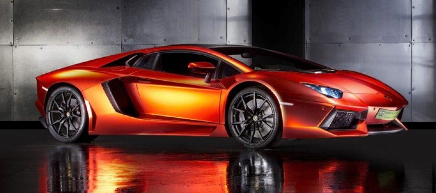 Lamborghini Uses Blockchain For Heritage Car Validation