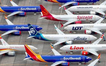 BoA Estimates Boeing 737 MAX Crisis Could Hit $20bln.