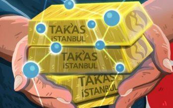 Takasbank Unveils Blockchain-Based Digital Gold Transfer