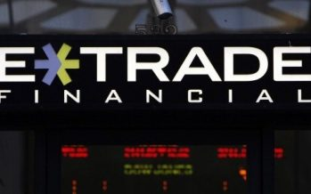Morgan Stanley Buys Discount Broker E-Trade For $13bln.