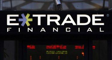 Morgan Stanley Buys Discount Broker E-Trade For $13bln.