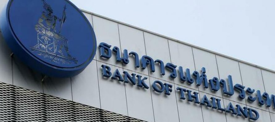Thai Central Bank Slashes Interest Rate To Spur Growth