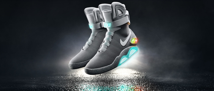 Nike sneakers - photo - 23rd March 2020