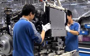 China Manufacturing Activity Dips to Lowest in 16yrs