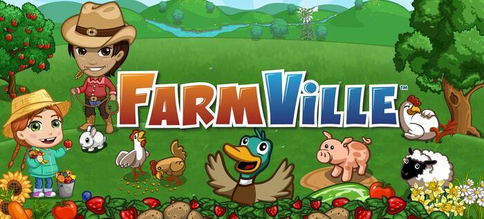 FarmVille game graphic - graphic - 17th March 2020