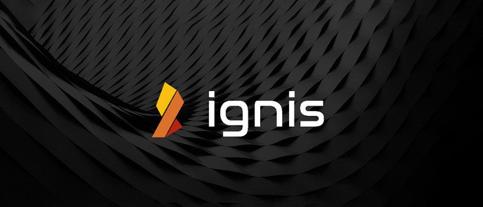 Ignis logo - graphic - 14th May 2020