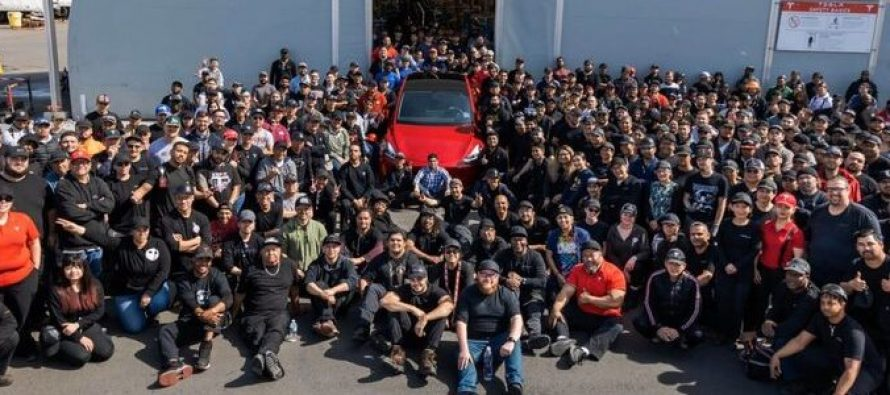 Elon Musk Defies Orders by Restarting Production at the Tesla California Facility