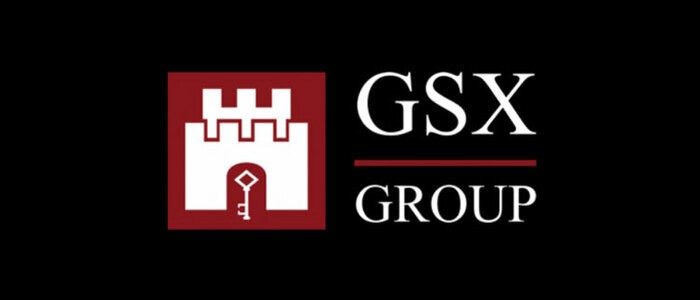 GSX Group logo - graphic - 12th May 2020