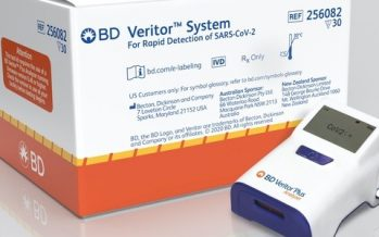 FDA Approves Becton Dickinson's Antigen Test for COVID-19