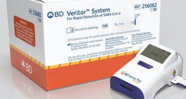 FDA Approves Becton Dickinson's Antigen Test for COVID-19