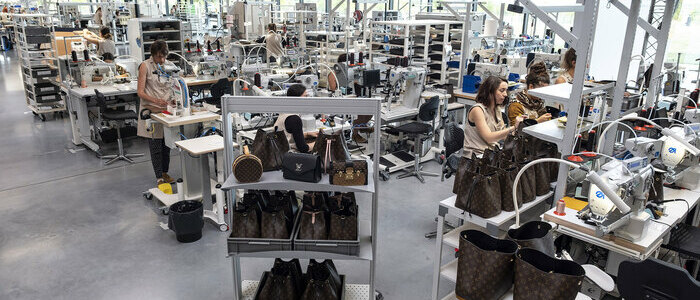 Handbag manufacturer in France