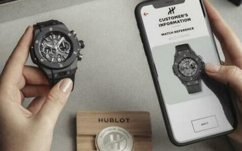 Hublot to Offer Blockchain-Based Warranty For its Watches